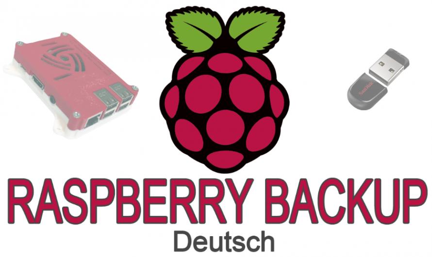 Automatische Raspberry Pi 3 Backup