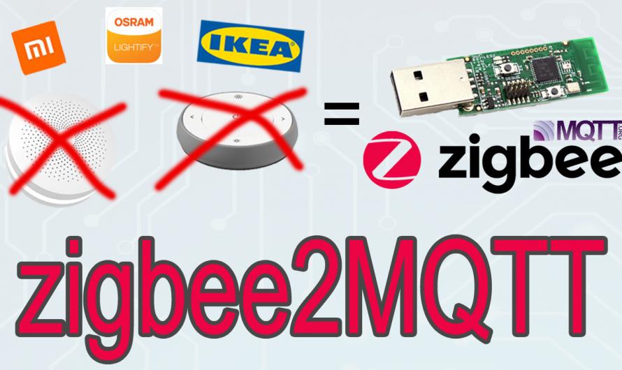 Zigbee2MQTT konfigurieren und in OpenHAB 2 einbinden