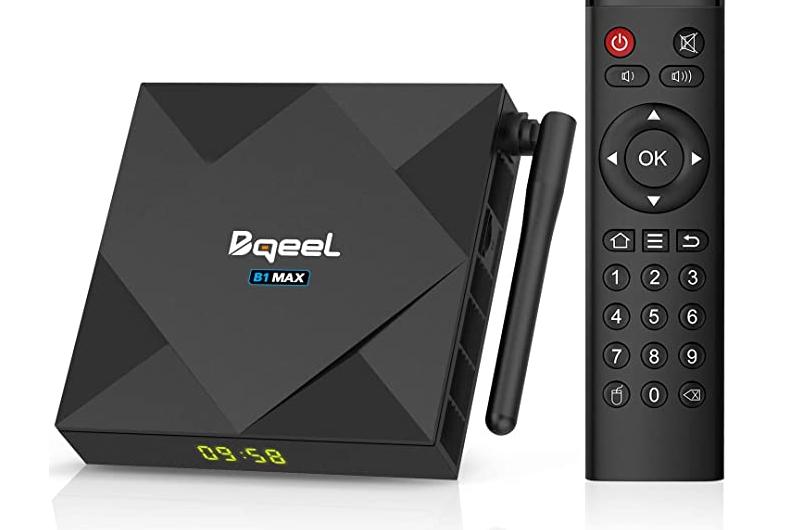 Bqeel Android TV Box