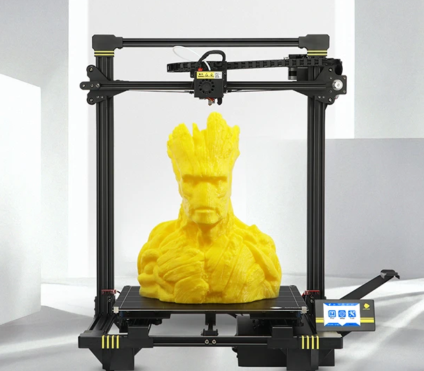 ANYCUBIC CHIRON 3D Drucker TEST